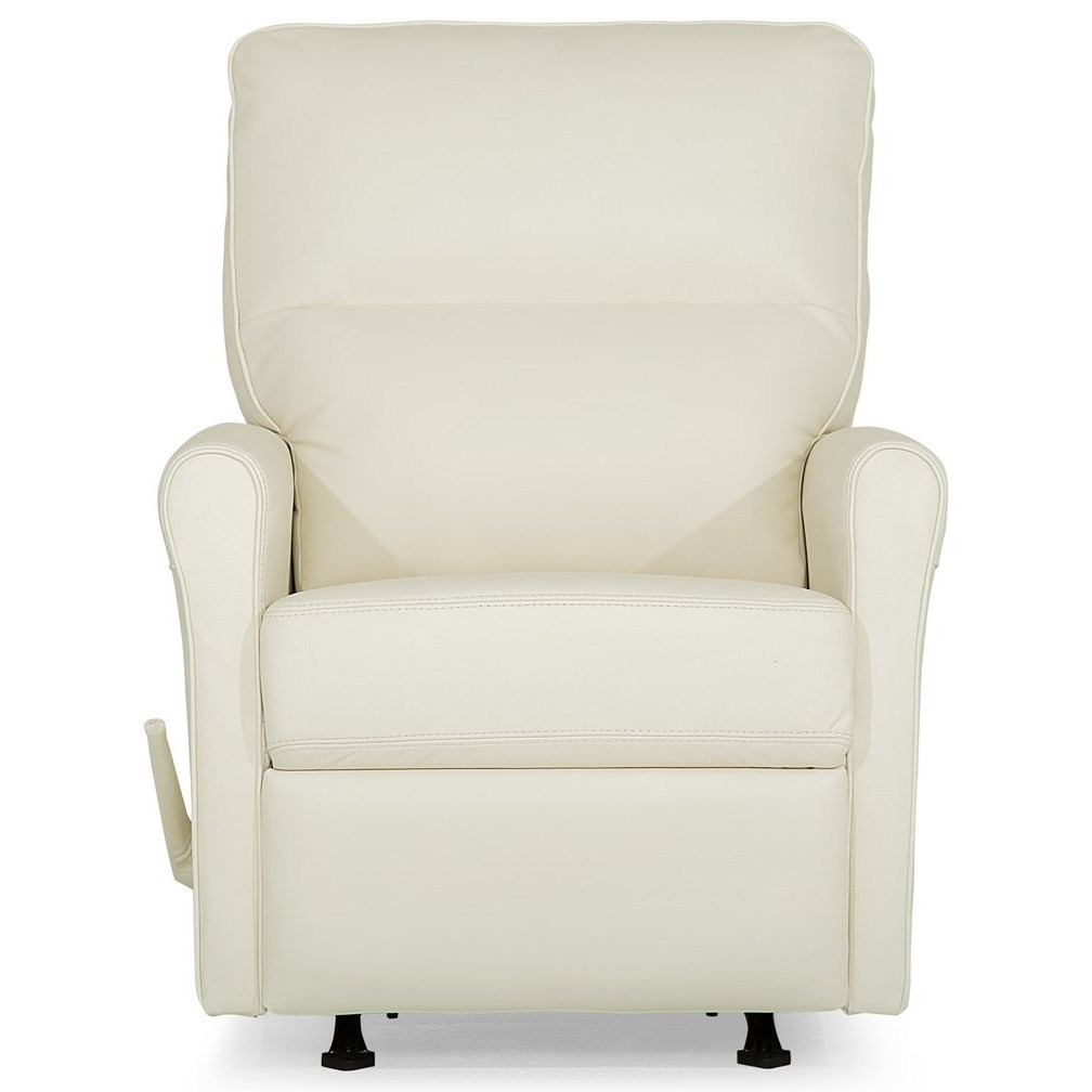 Pinecrest Swivel Glider Manual Recliner by Palliser at SuperStore