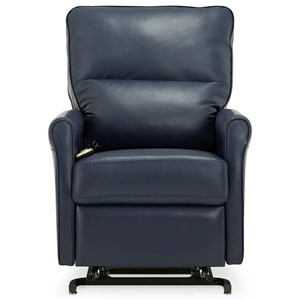 Casual Power Lift Recliner with Split Back