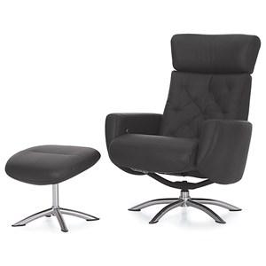 Palliser Quantum Reclining Chair and Ottoman