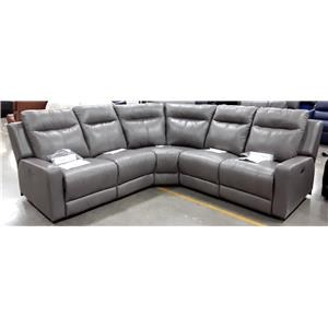 5 Piece Motion Sectional