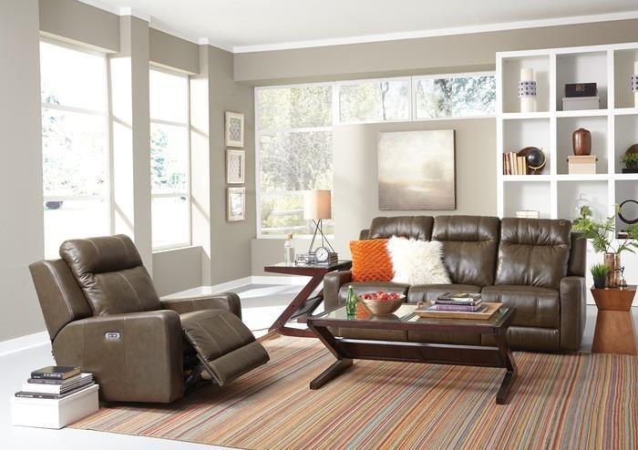 Redwood Power Reclining Sofa by Palliser at Stoney Creek Furniture