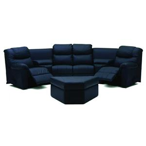 Palliser Regent Living Room Sectional