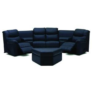 Palliser Regent Living Room Sectional