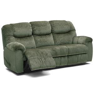 Power Reclining Three Seat Sofa