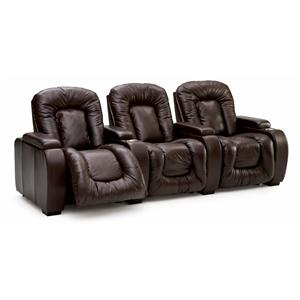 Three Piece Motion Theater Seating