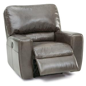 Contemporary Wallhugger Recliner w/ Power