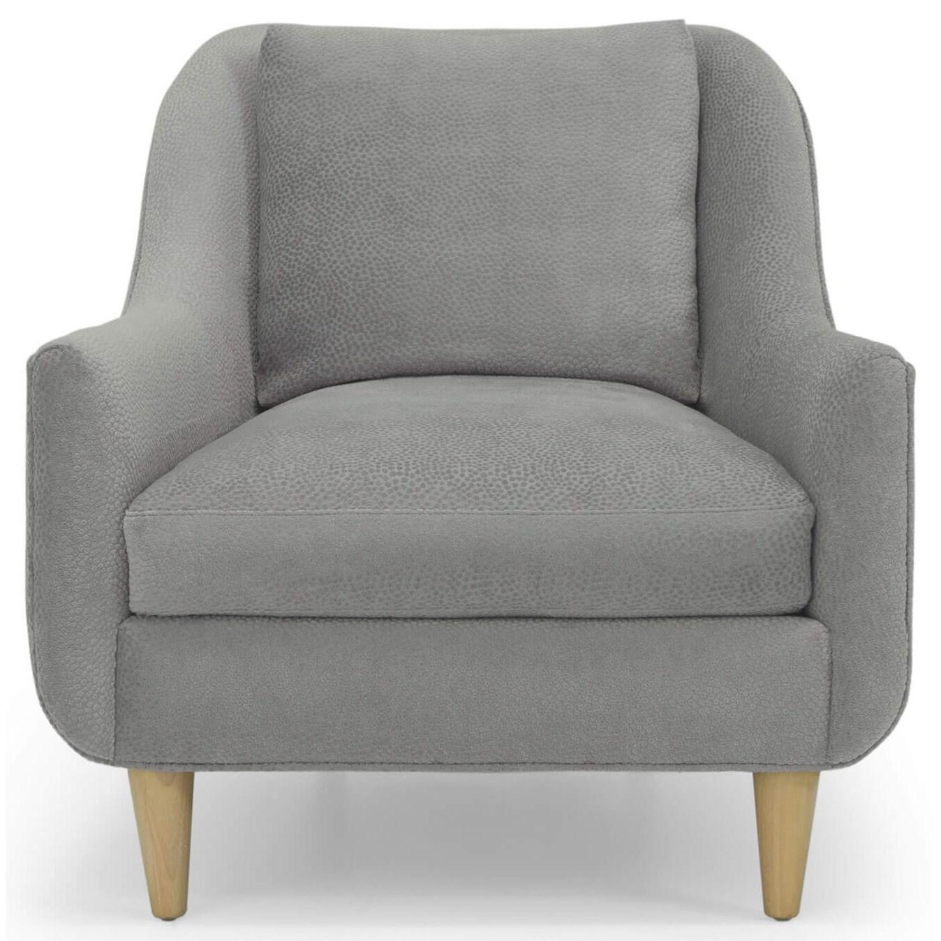Sarah Richardson Shore Chair by Palliser at Stoney Creek Furniture