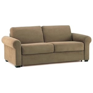 Casual Style 2 over 2 Sofabed Super Queen
