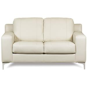 Loveseat w/ Tapered Legs