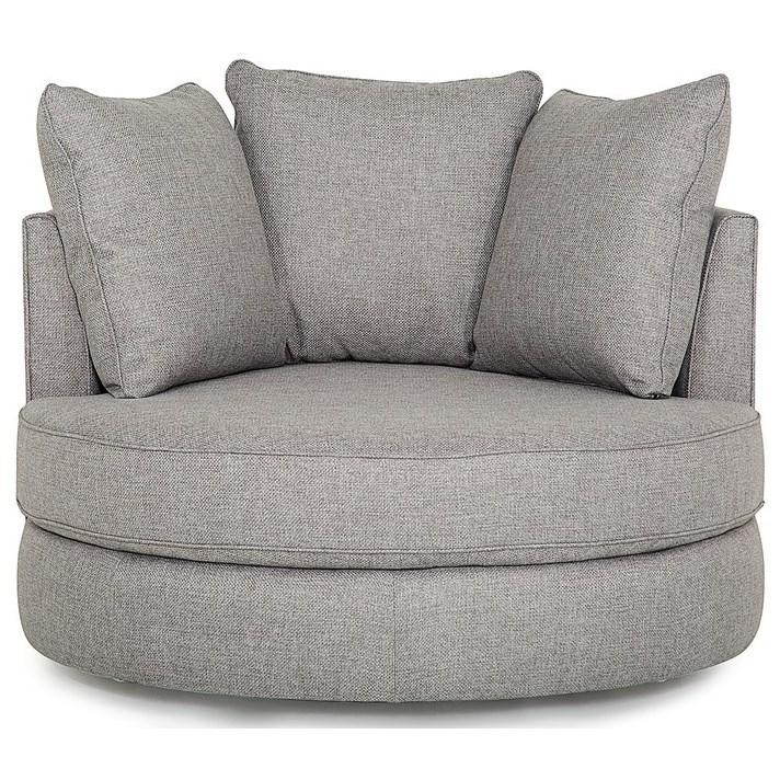 Sutton Swivel Chair by Palliser at Mueller Furniture