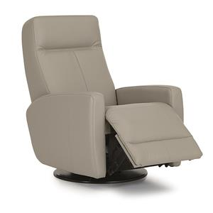 Contemporary Swivel Glider Recliner