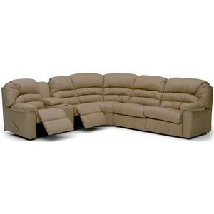 Luxurious Sectional Sofa