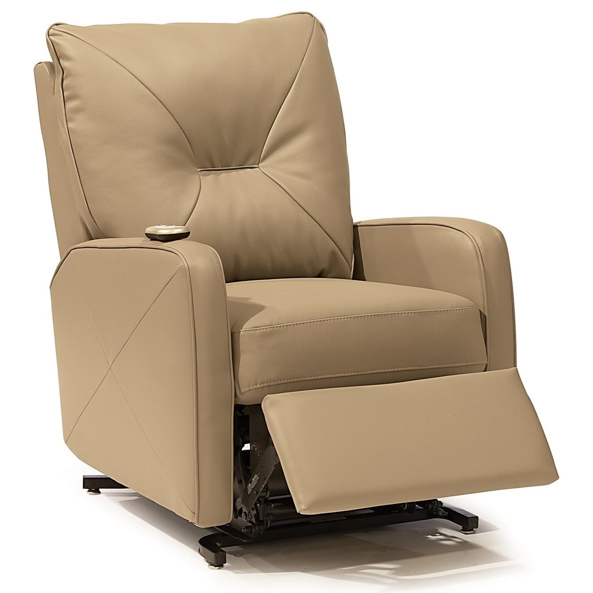 Theo  Lift Chair with Power by Palliser at Jordan's Home Furnishings