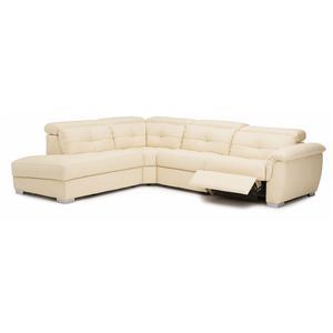 Palliser Tikki Reclining Sectional Sofa with RHF Nest