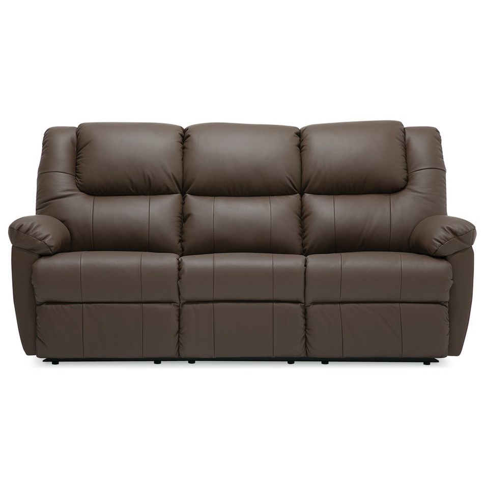 Tundra Reclining Sofa by Palliser at Jordan's Home Furnishings