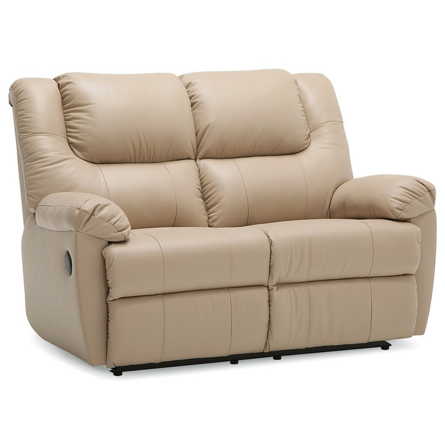 Tundra Loveseat Recliner by Palliser at SuperStore