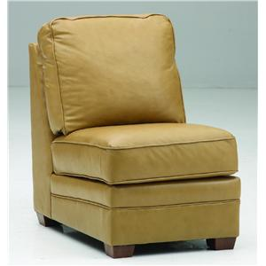 Free Standing Armless Chair