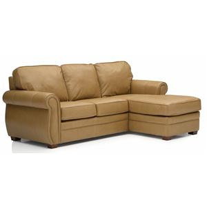 Palliser Viceroy 77492 Sectional with Chaise