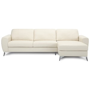 Three Seat Sectional Sofa with Modern Appeal