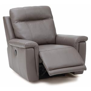 Powered Wallhugger Recliner Chair w/ Pillow Arms