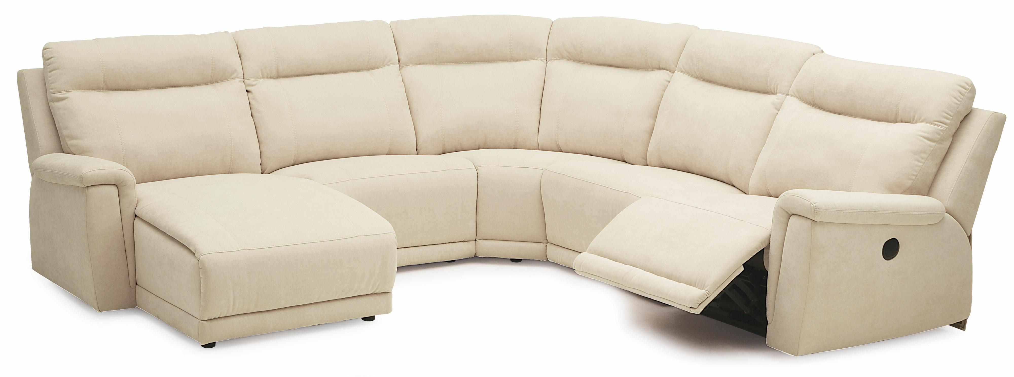 Westpoint LHF Sectional w/ Chaise by Palliser at Upper Room Home Furnishings