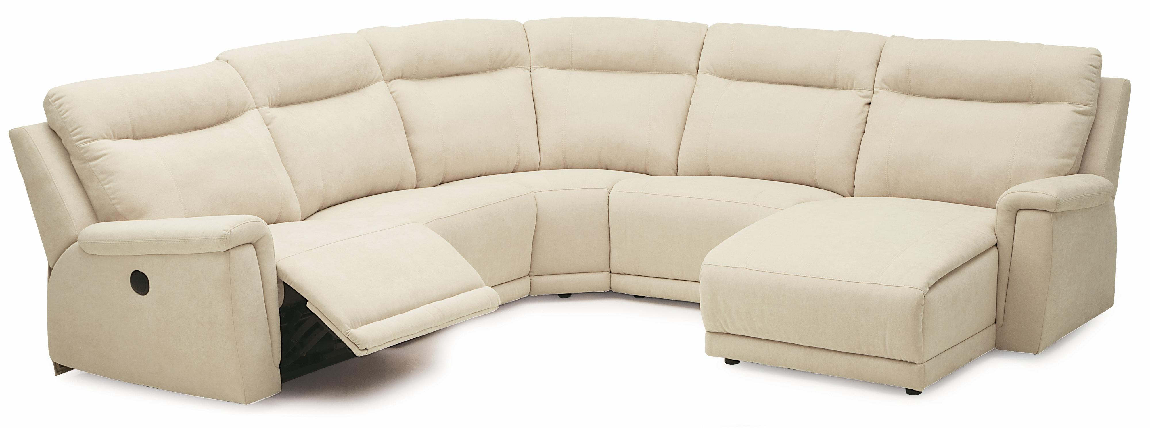 Westpoint RHF Sectional w/ Chaise by Palliser at Jordan's Home Furnishings