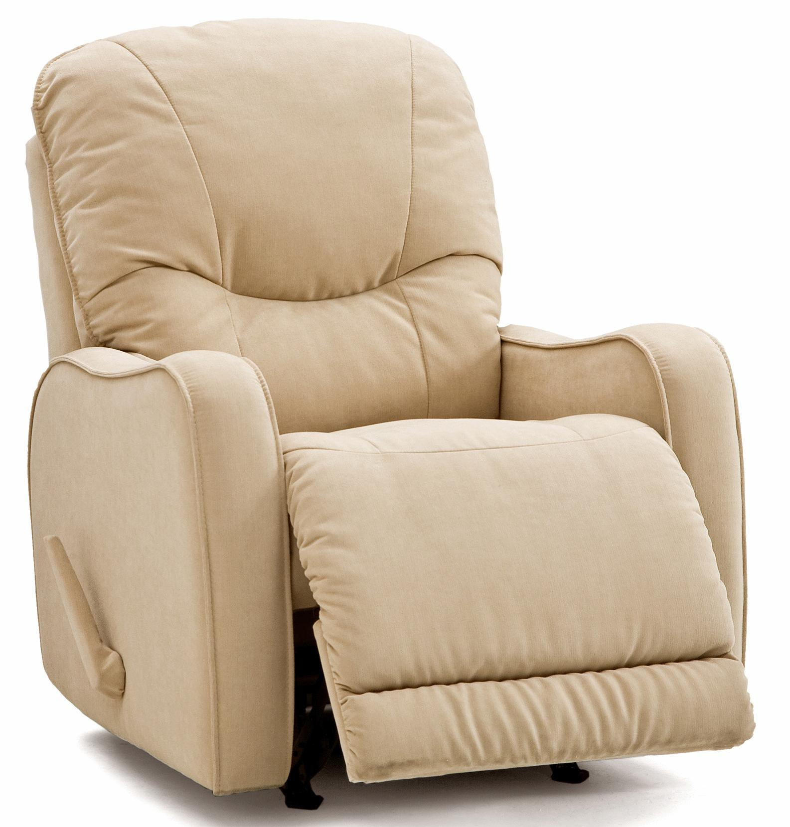 Yates  Power Swivel Glider Recliner by Palliser at Furniture and ApplianceMart
