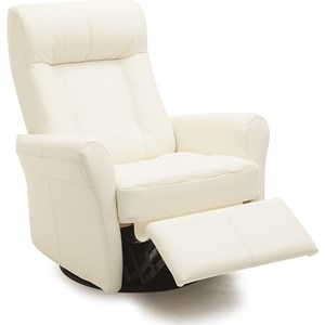 Casual Swivel Glider Manual Recliner