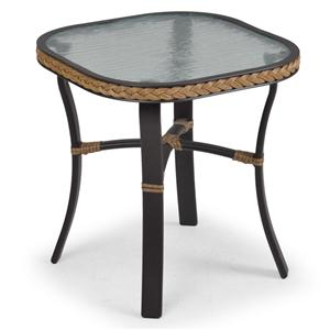 Palm Springs Rattan Empire End Table