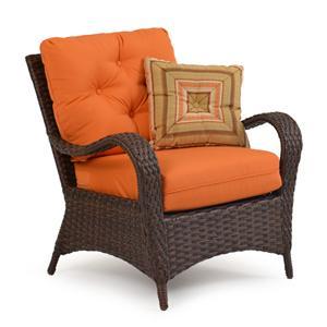 Palm Springs Rattan Kokomo Club Chair