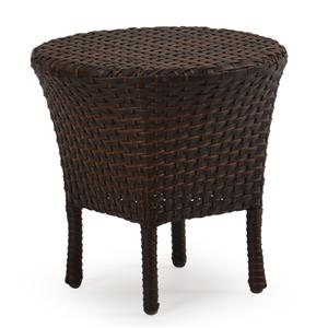Palm Springs Rattan Kokomo Woven Tea Table