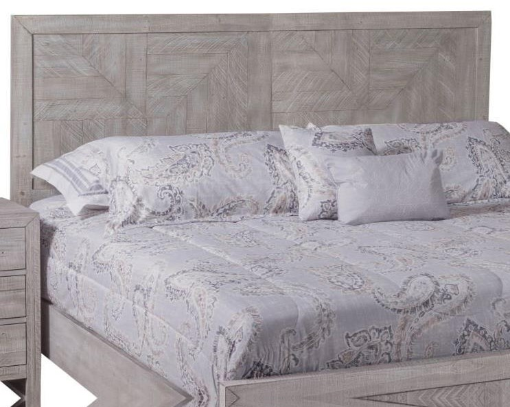 Studio 20 Queen Panel Headboard by Palmetto Home at Baer's Furniture