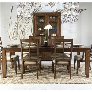Panama Jack by Palmetto Home Eco Jack Rectangle Dining Table