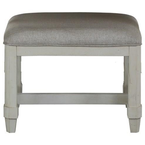 Millbrook Bed Bench by Panama Jack by Palmetto Home at Baer's Furniture