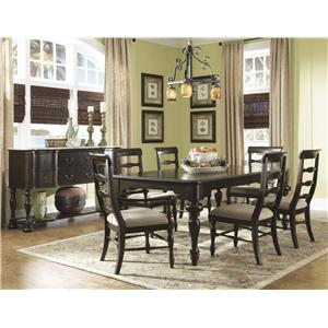 Panama Jack by Palmetto Home Old Havana 7-Piece Dining Set