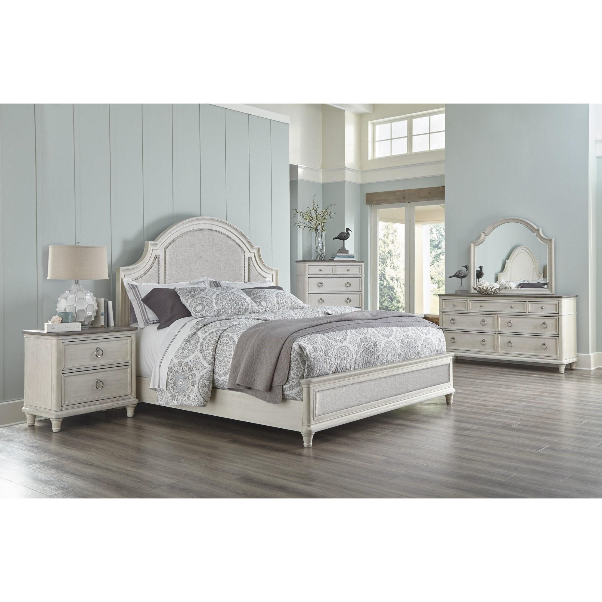 Sonoma King Bedroom Group by Panama Jack by Palmetto Home at Baer's Furniture