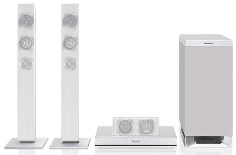 2013 Home Theater Systems 3.1 Channel 300 Watt Home Theater System by Panasonic at Wilcox Furniture