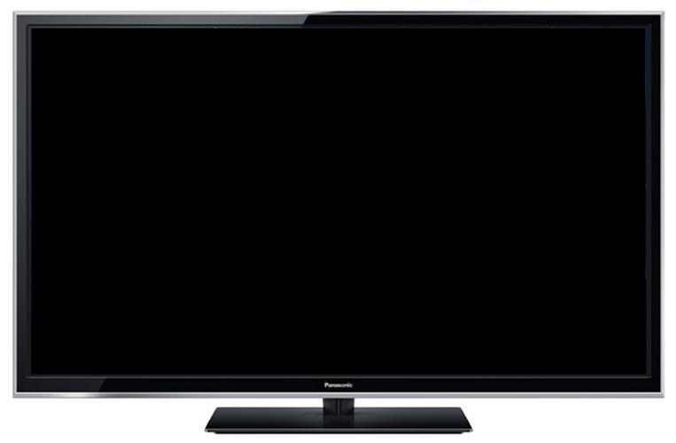 "2013 TVs 50"" 1080p Full HD Plasma 3D TV by Panasonic at Wilcox Furniture"