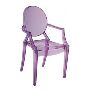 Children's Chair in Purple