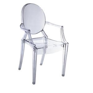 Clear Dining Chair