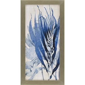 Sea Nature in Blue I Wall Art