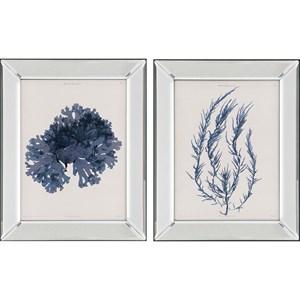 Set of 2 Seaweed I Wall Art