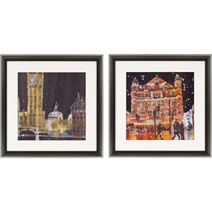 London Clock Tower Print