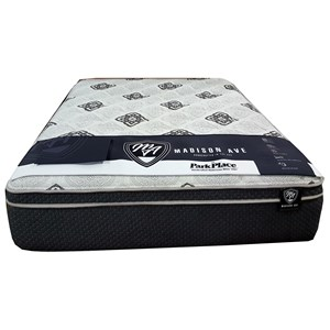King Euro Top Pocketed Coil Mattress