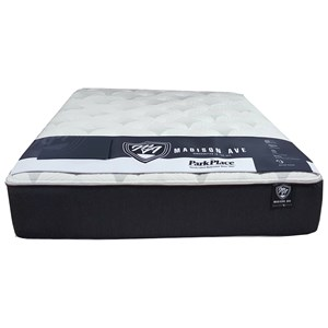 Full Plush Two Sided Pocketed Coil Mattress