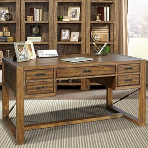 Writing Desk with Turnbuckles