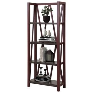 4-Tier Etagere Bookcase