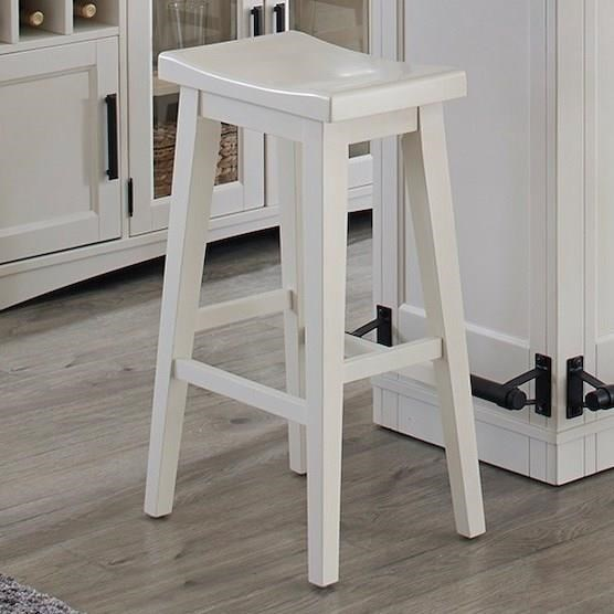 Americana Modern Bar Stool 30 in. by Parker House at Zak's Home