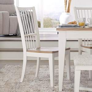 Dining Chair Spindle Back