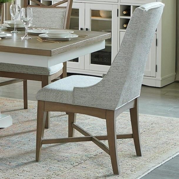 Americana Modern Dining Chair Host by Parker House at Simply Home by Lindy's
